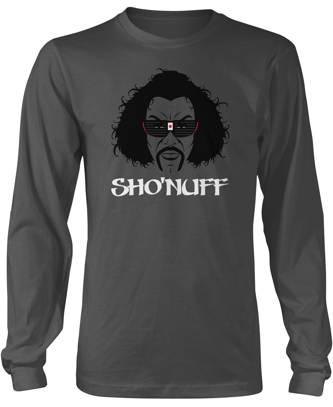 Sho'nuff Long Sleeve Shirt - Exclusive Limited Edition