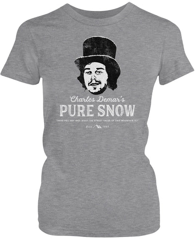 Pure Snow Women's T-Shirt