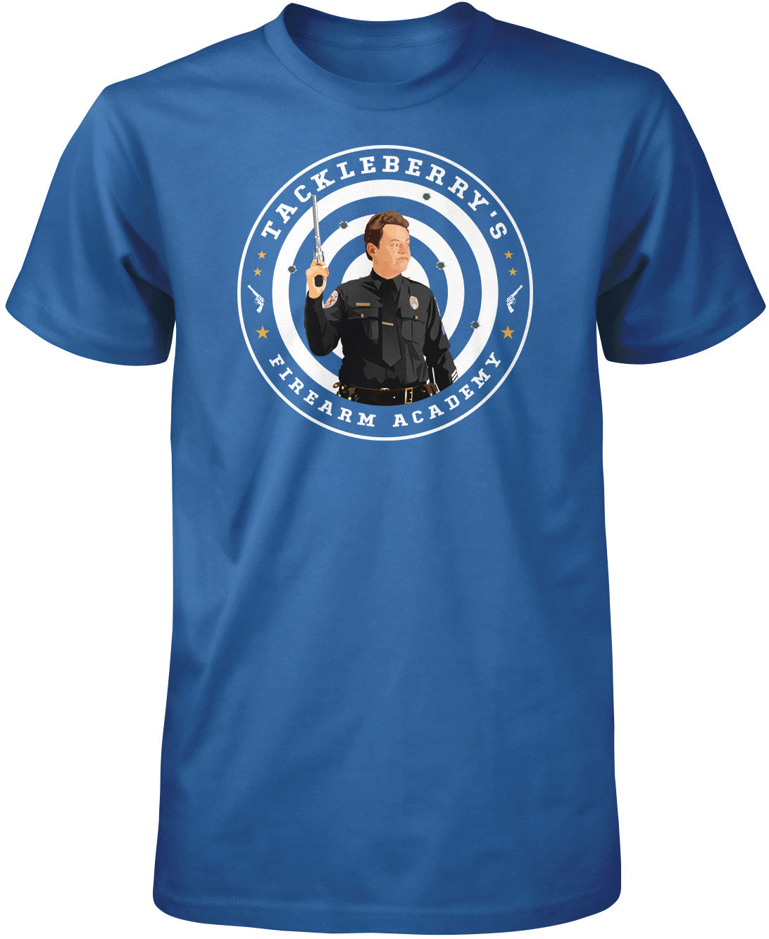 Tackleberry's Firearm Academy T-Shirt