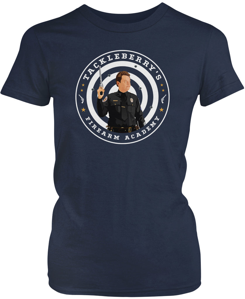 Tackleberry's Firearm Academy Women's T-Shirt