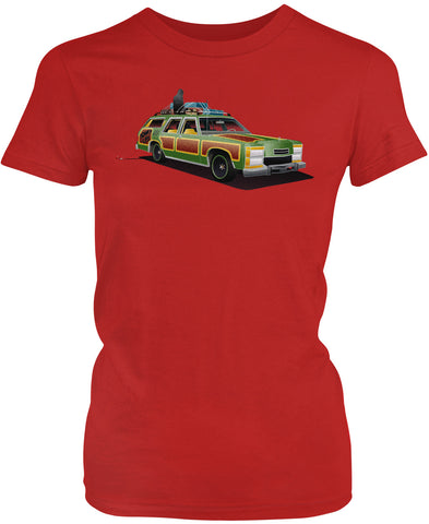 The Family Truckster Exclusive Women's T-Shirt