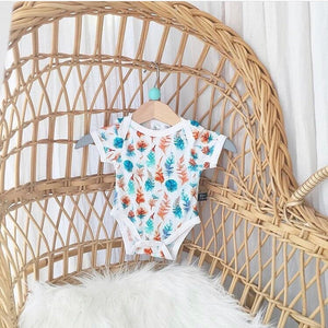 Bamboo - Feather Bodysuit
