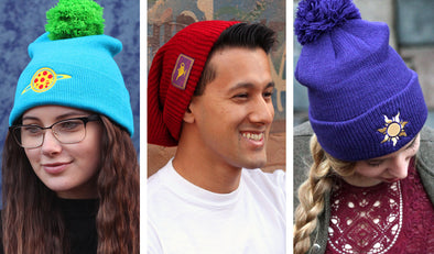 PRODUCT RELEASE: 3 New Winter Beanies