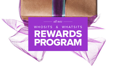 Whosits Rewards Program