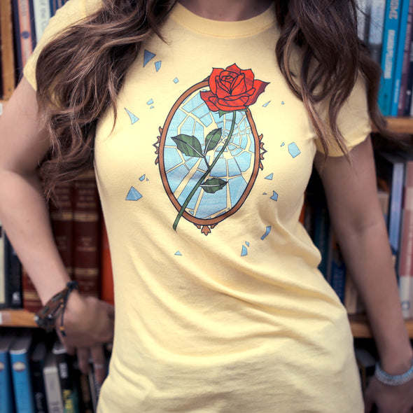 Enchanted Rose Women's Tee - Whosits Whatsits