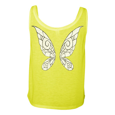 Sunshine Pixie Wings Women's Tank