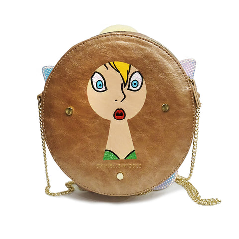 Tinker Bell Crossbody Purse by Danielle Nicole
