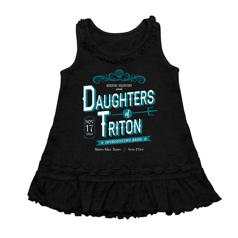Daughters of Triton Baby Dress