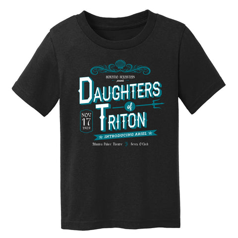 Daughters of Triton Toddler Tee