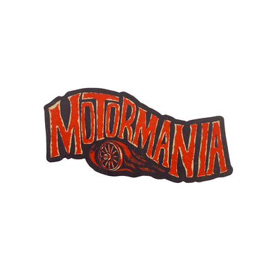 Motormania Sticker - Whosits Whatsits