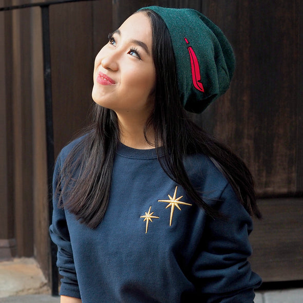 Second Star Crewneck - Whosits & Whatsits