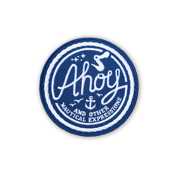 Ahoy! Patch - Whosits & Whatsits