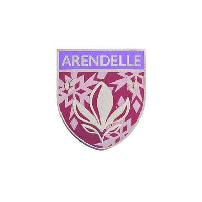 Arendelle Crest Pin - Whosits Whatsits