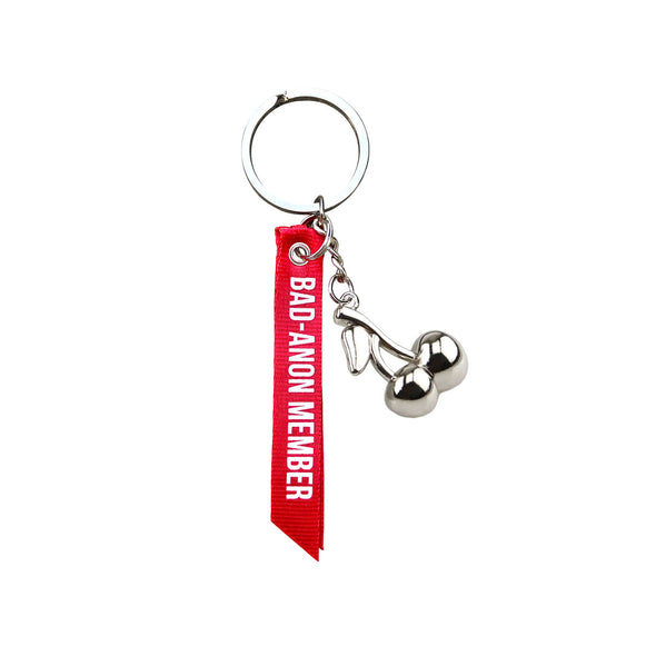 Bad-Anon Member Keychain