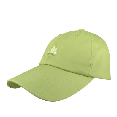 Princess Tiana inspired Bayou Blossom dad hat for a princess or a frog