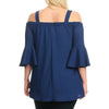 Bella Notte Women's Top - Plus Size