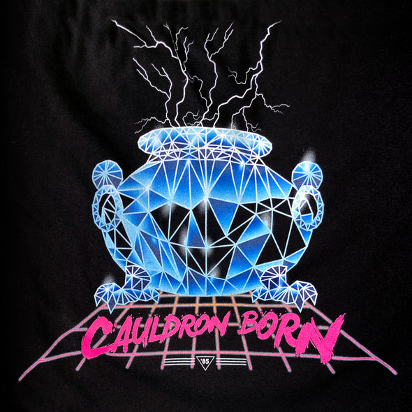 Cauldron Born Tee - Whosits Whatsits
