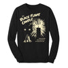 Black Flame Candle Crewneck