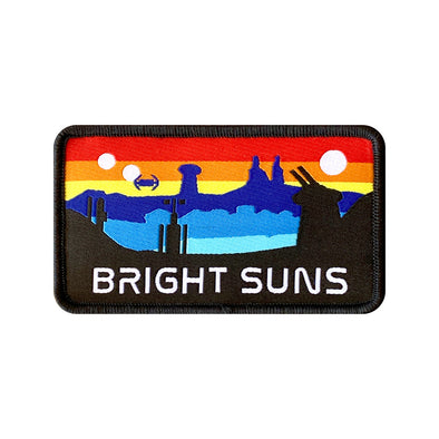 Bright Suns Patch - Whosits Whatsits