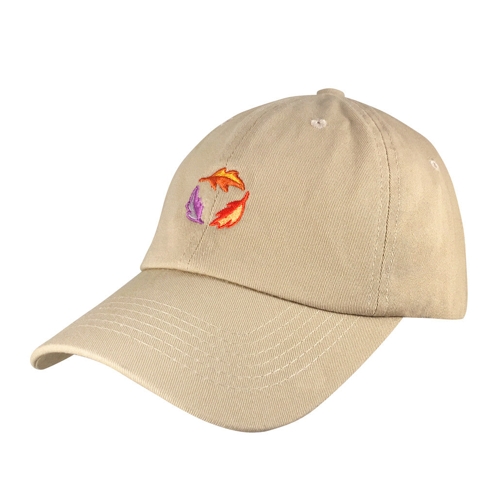 Colors of the Wind Dad Hat