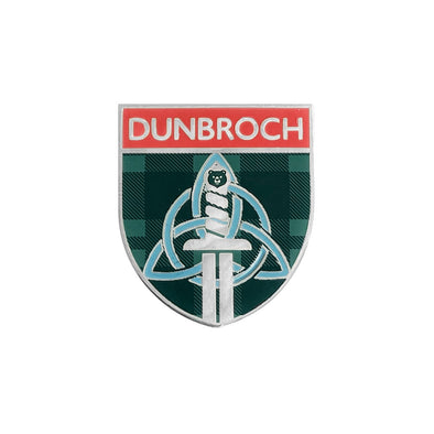 Dunbroch Crest Pin - Whosits Whatsits