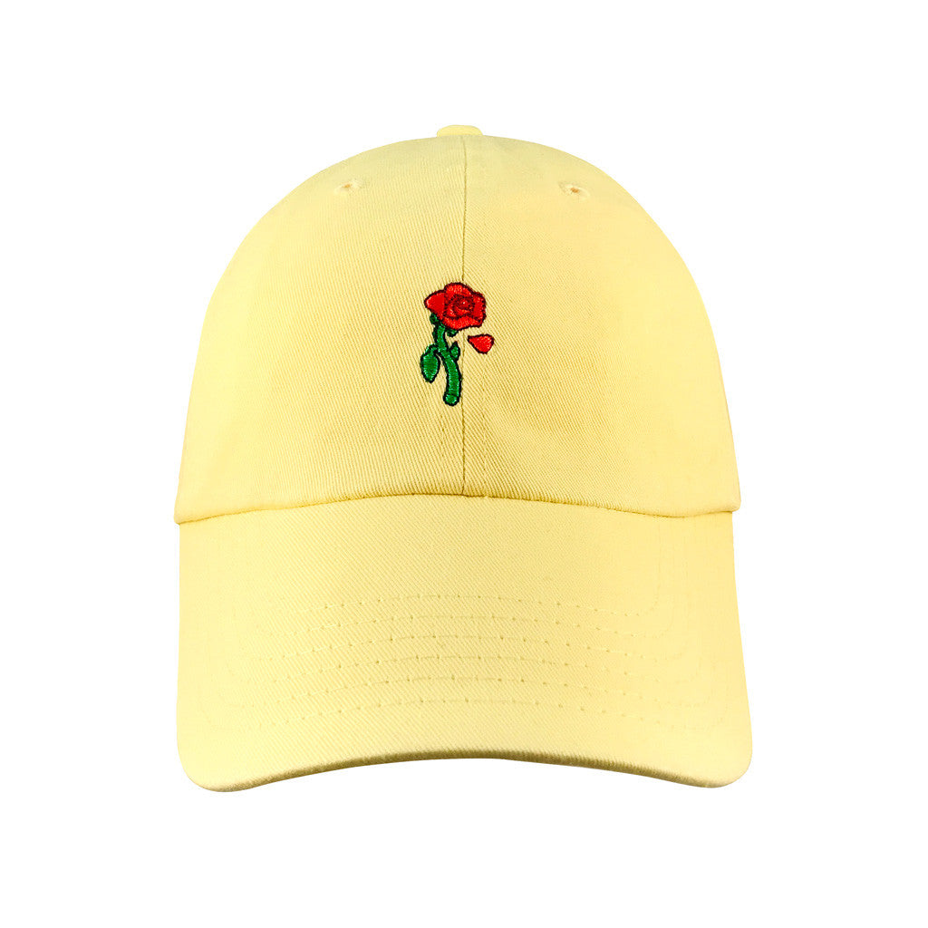 Enchanted Rose Dad Hat – Whosits   Whatsits 3c6283e4492