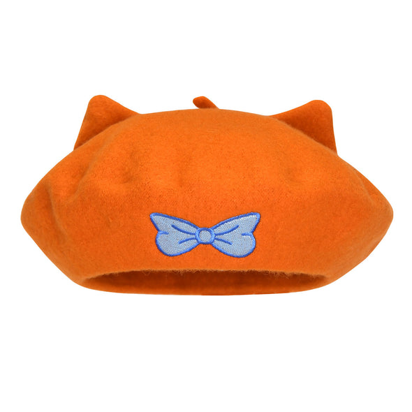 French Kitty Beret - Whosits & Whatsits