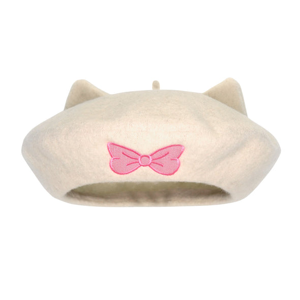 French Kitty Beret - Whosits Whatsits