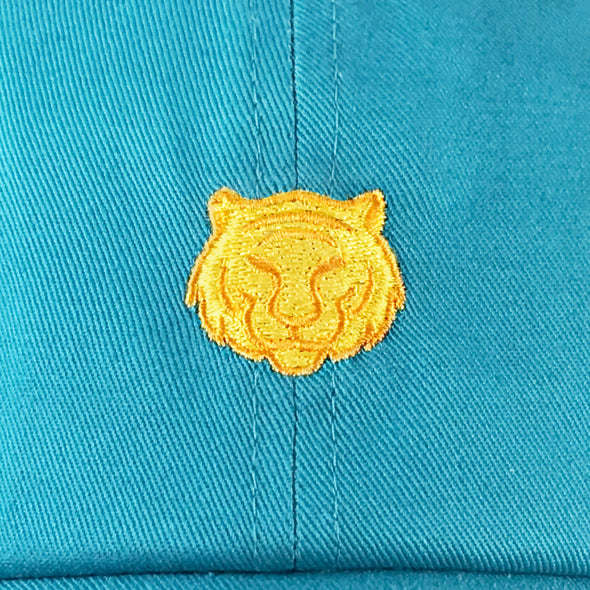 Gilded Tiger Dad Hat - Whosits Whatsits
