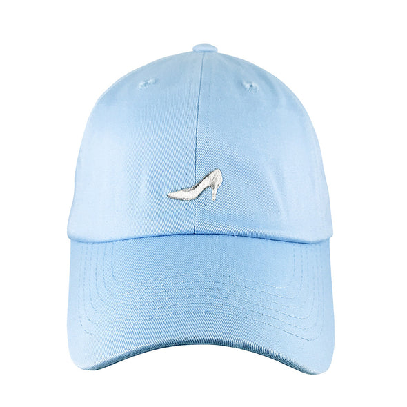 Glass Slipper Dad Hat - Whosits Whatsits