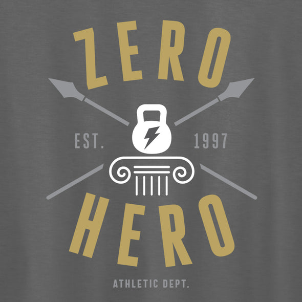 ZERO/HERO Athletic Tee