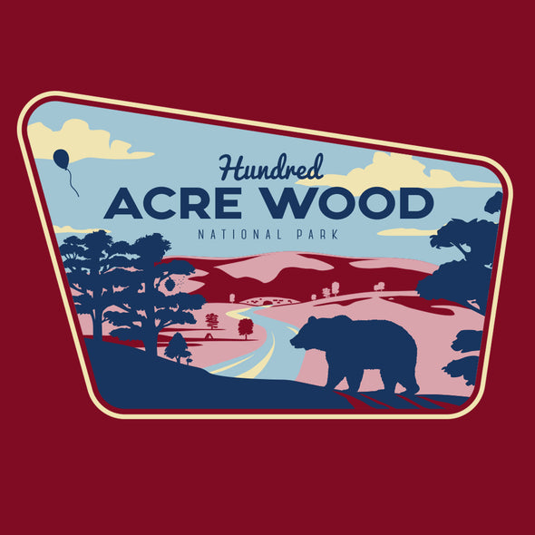 Hundred Acre Wood Crewneck