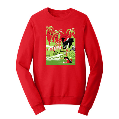 Jingle Cruise Crewneck - Whosits Whatsits