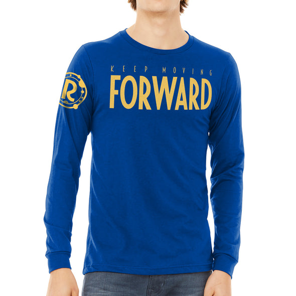 Keep Moving Forward Long Sleeve Tee