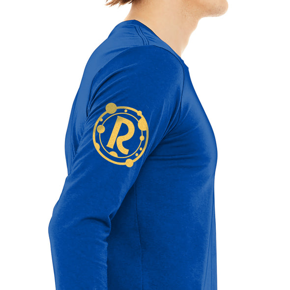 Keep Moving Forward Long Sleeve Tee - Whosits Whatsits