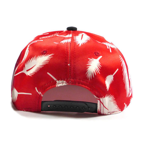 Hawaiian Ohana Snapback - Whosits Whatsits