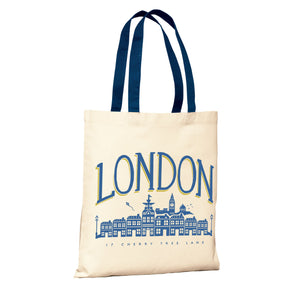 Lovely London Tote