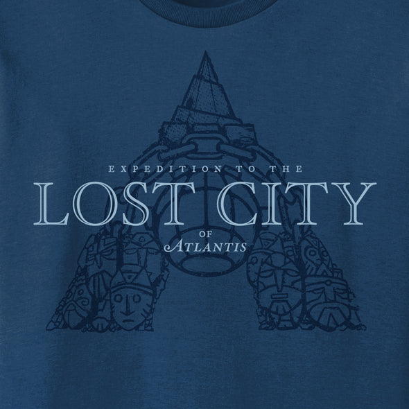 Lost City Tee - Whosits & Whatsits