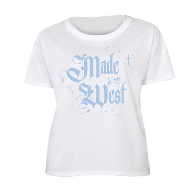 Made In The West Boxy Tee - Whosits Whatsits