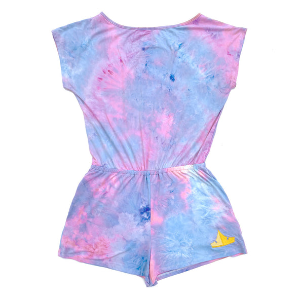 Make It Pink Make It Blue Romper - Whosits & Whatsits