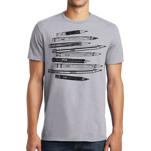 Nine Old Pencils Tee