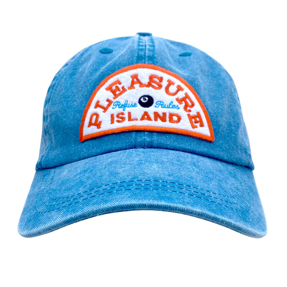 Pleasure Island Dad Hat - Whosits Whatsits