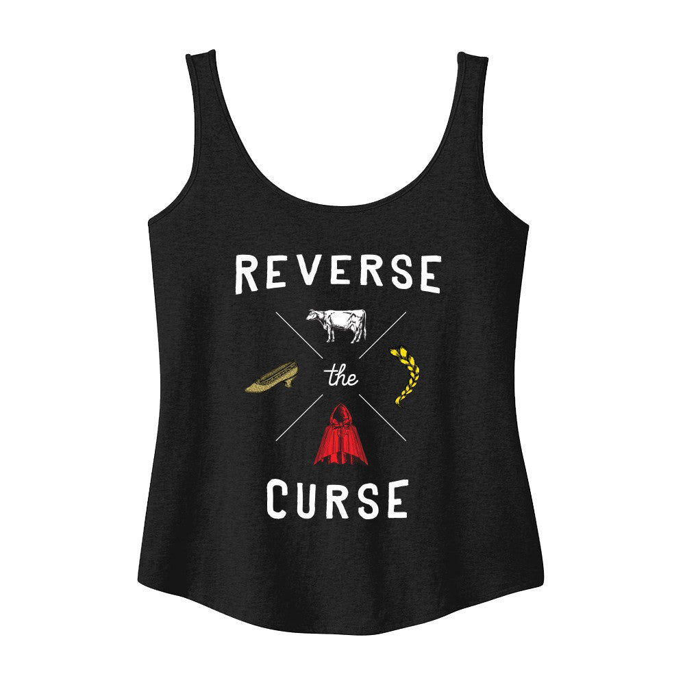 Reverse The Curse Plus Size Tank