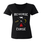 Reverse The Curse Plus Size Tee