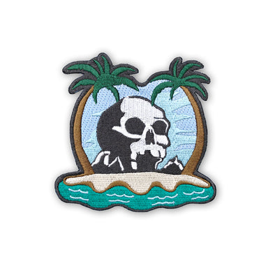 Skull Rock Patch - Whosits Whatsits