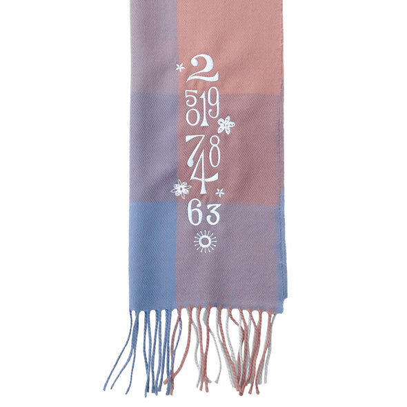 Happiest Scarf on Earth - Whosits Whatsits