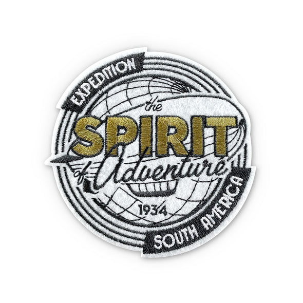 Spirit of Adventure Patch - Whosits Whatsits