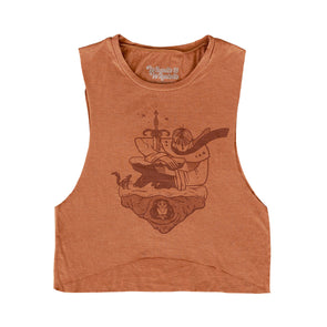 Medieval Legend Women's Muscle Tank - Whosits & Whatsits