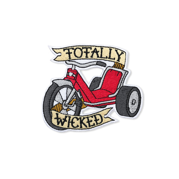 Totally Wicked Patch - Whosits Whatsits
