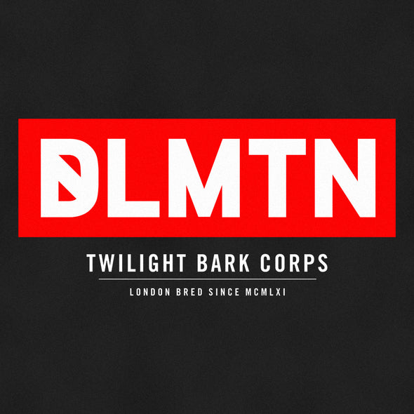 Twilight Bark Cropped Fleece Hoodie